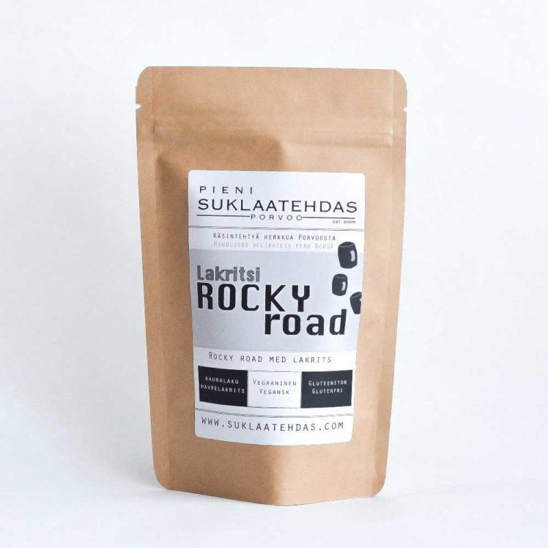 Lakritsi rocky road