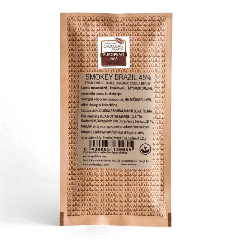 Smokey Brazil 45%